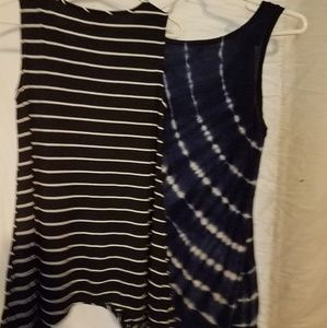 Two tops size small